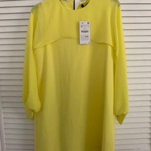 NWT Zara Basic Collection Dress